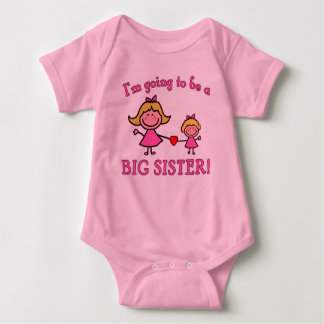 I'm Going to Be a Big Sister Tshirt