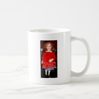I'M GOING TO BE A MOMMY! COFFEE MUG