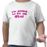 I'm going to be an Ate! (Big Sister) Tees