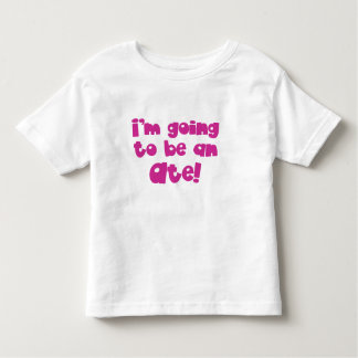 I'm going to be an Ate! (Big Sister) T-shirts