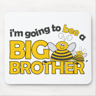 I'm Going to BEE a Big Brother T-shirt Mouse Pad