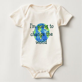 I'm going to change the world creeper
