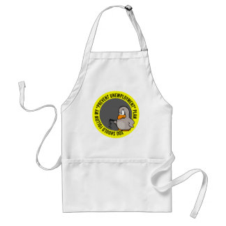I'm going to help you keep your job adult apron