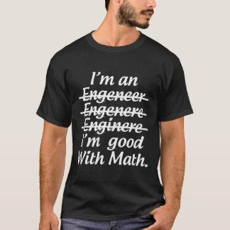 I'M GOOD MATH T-Shirt