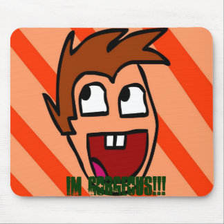 Im GORGEOUS!!! Mouse pad