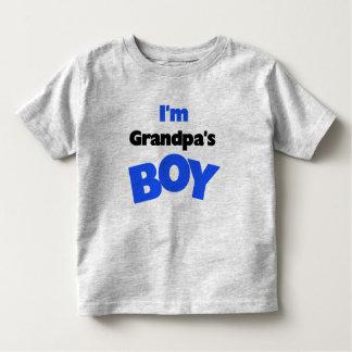 I'm Grandpa's Boy Toddler T-shirt