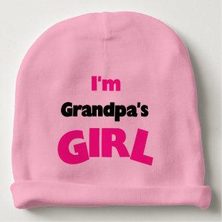 I'm Grandpa's Girl Baby Beanie