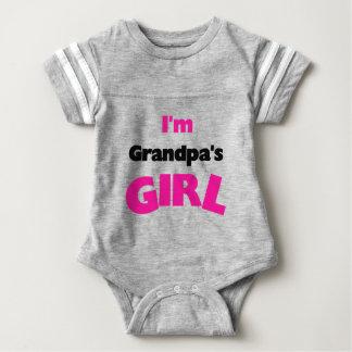 I'm Grandpa's Girl Baby Bodysuit