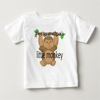 Im grandpas little monkey baby T-Shirt