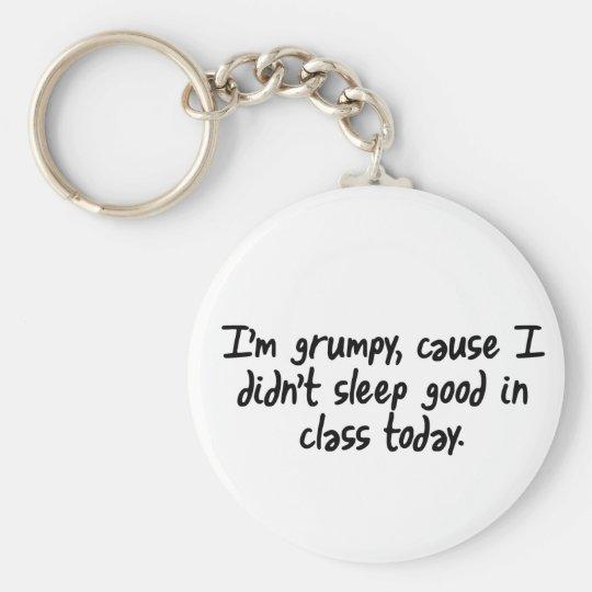 Im Grumpy Keychain