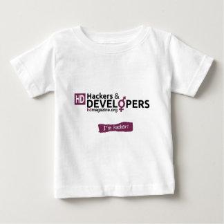 I'm Hacker! Dark logo Tee Shirt