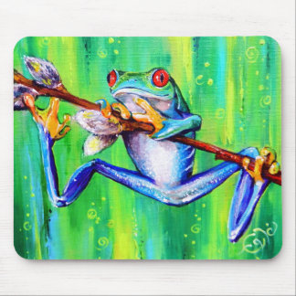 I'm Hanging On 2 Mouse Pad