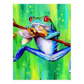 I'm Hanging On 2 Postcard