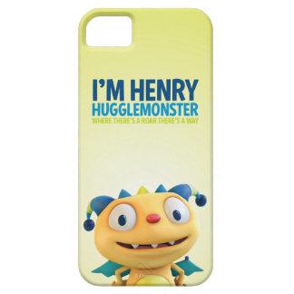 I'm Henry Hugglemonster iPhone SE/5/5s Case