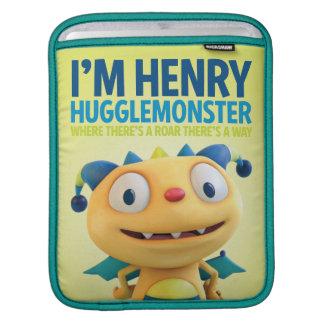 I'm Henry Hugglemonster Sleeve For iPads
