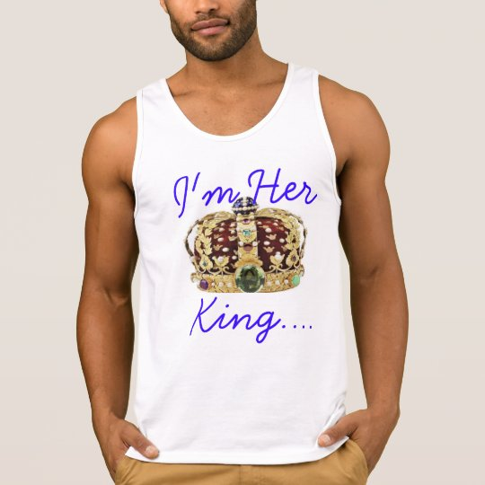 I'm Her King, She's My Queen Tank