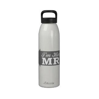 I'm Her Mr. (Gray Arrow) Water Bottles