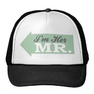 I'm Her Mr. (Green Arrow) Mesh Hat