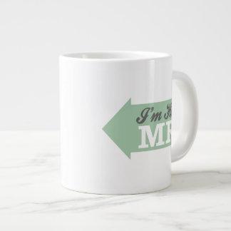 I'm Her Mr. (Green Arrow) Jumbo Mugs