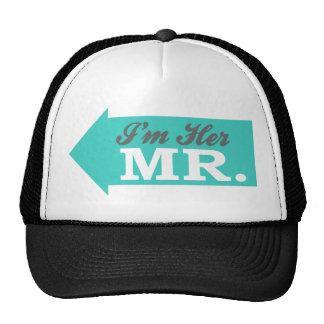 I'm Her Mr. (Teal Arrow) Hat