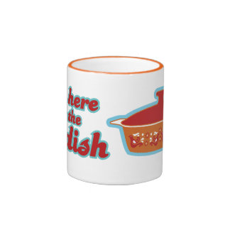 I'm Here for the Hotdish Mug