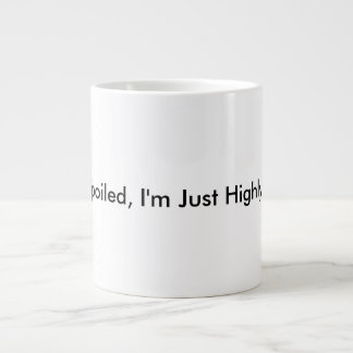 I'm Highly Favored coffee cup