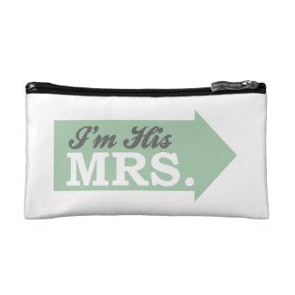 I'm His Mrs. (Green Arrow) Makeup Bags