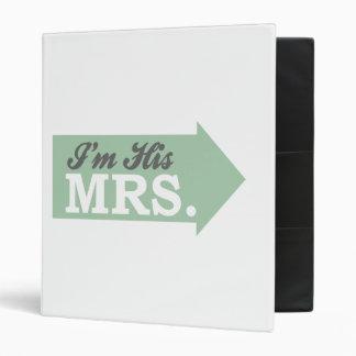 I'm His Mrs. (Green Arrow) Binder
