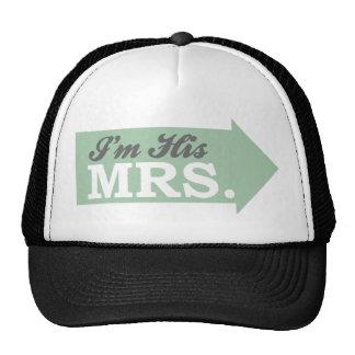 I'm His Mrs. (Green Arrow) Hats