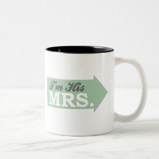 I'm His Mrs. (Green Arrow) Mug