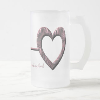 I'm holding the key to your heart my love! Mug