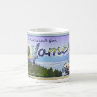 I'm Homesick for Homer, Alaska Coffee Mug