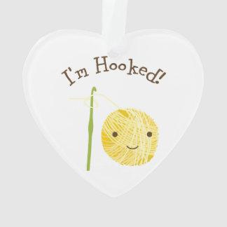 I'm Hooked Ornament