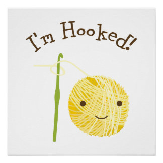 I'm Hooked Poster