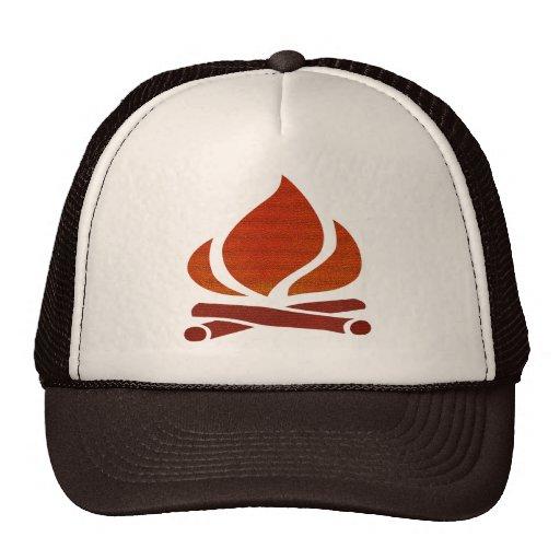 I'm hot. trucker hat