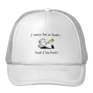 I'm Hot Trucker Hat