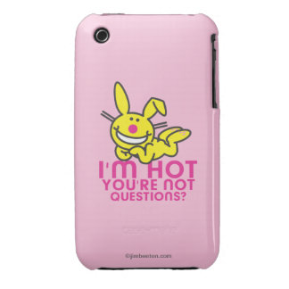 I'm Hot You're Not iPhone 3 Cases