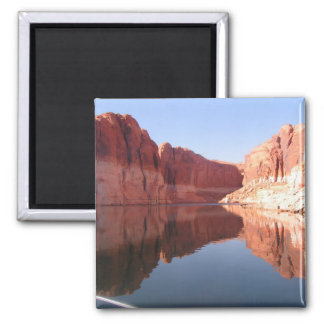 I'm hotter then Lake Powell Utah 2 Inch Square Magnet
