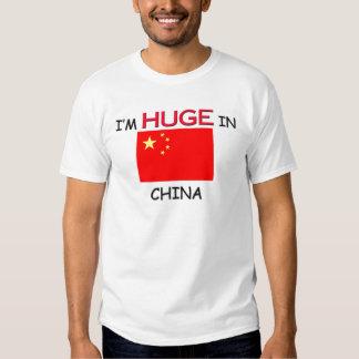 I'm HUGE In CHINA Tee Shirt