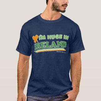 Im Huge In Ireland - St Patricks Day Irish Big T-Shirt