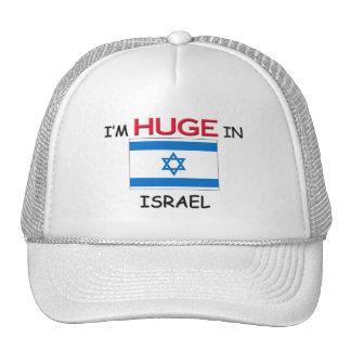 I'm HUGE In ISRAEL Trucker Hats