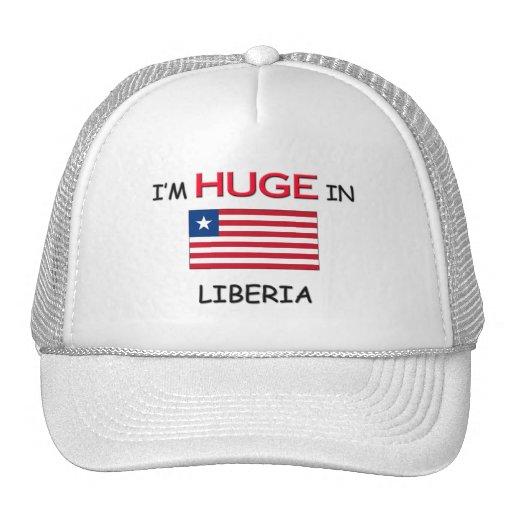 I'm HUGE In LIBERIA Trucker Hat