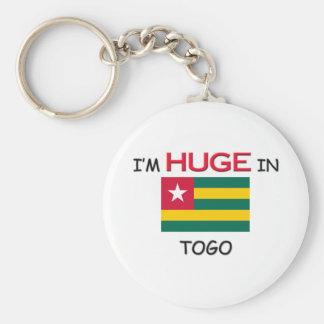 I'm HUGE In TOGO Keychain