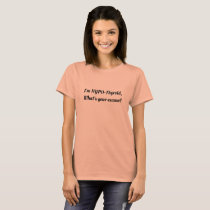 I'm HYPO-Thyroid T-Shirt