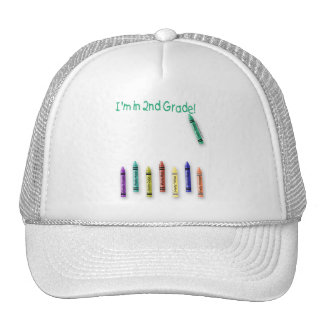 I'm in 2nd Grade! Hat