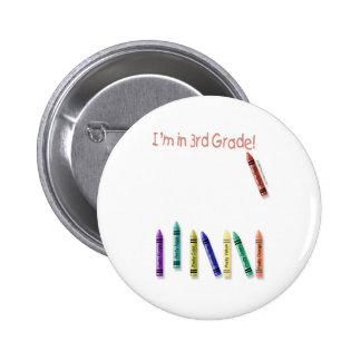 I'm in 3rd Grade! Pins