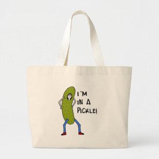 I'm in a pickle bag