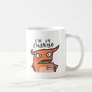 I'm In Charge -- mug