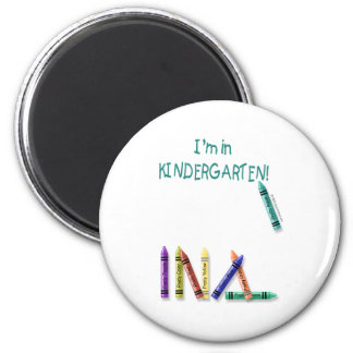 I'm in Kindergarten Magnet