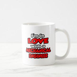 I'm In Love With A Mechanical Engineer Coffee Mug